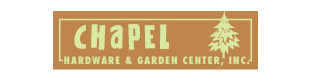 Chapel Hardware & Garden Center, Inc